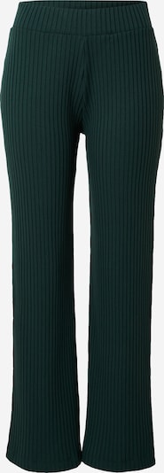 Pantaloni Kauf Dich Glücklich pe verde smarald, Vizualizare produs