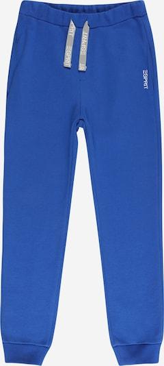 ESPRIT Bikses, krāsa - karaliski zils / balts, Preces skats
