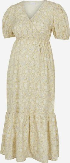 MAMALICIOUS Kleid in gelb / hellgelb, Produktansicht