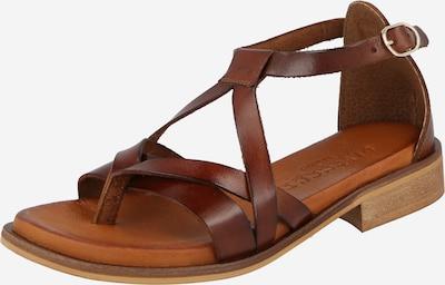 PAVEMENT Sandale 'Githa' in braun, Produktansicht
