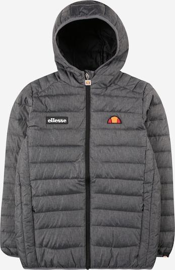 ELLESSE Jacke in graumeliert, Produktansicht