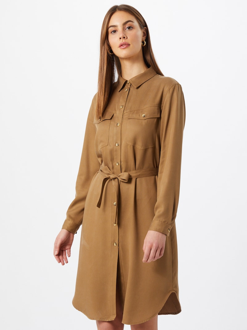 inwear kleid 'vex' in cappuccino | about you