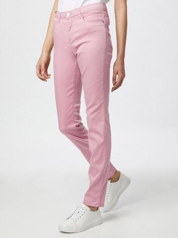 BRAX Jeans 'SHAKIRA' in Roze