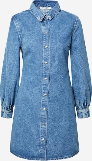 Samsoe Samsoe Robe-chemise 'Moonstone' en bleu denim, Vue avec produit