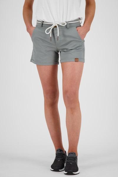 Alife and Kickin Shorts 'Jule' in grau, Modelansicht