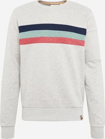 Fli Papigu Sweatshirt 'Gaat de Bak' i grå