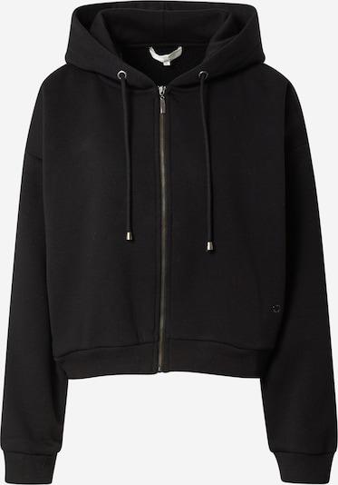 Guido Maria Kretschmer Collection Sweatjacke 'Sunny' in schwarz, Produktansicht