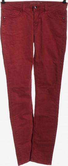 DEYK Skinny Jeans in 26 in rot, Produktansicht