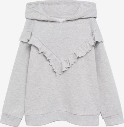 MANGO KIDS Sweatshirt 'Kesha' in hellgrau, Produktansicht