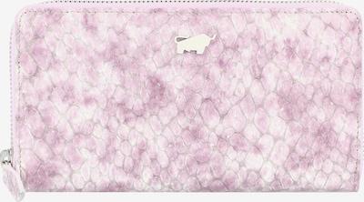 Braun Büffel Geldbörse in lila, Produktansicht