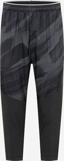 NIKE Sporthose in dunkelgrau / schwarz, Produktansicht