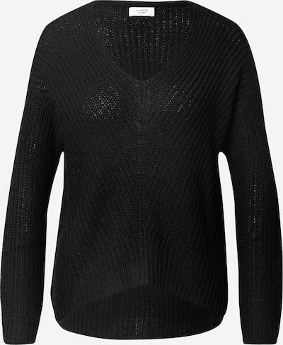 JACQUELINE de YONG Pullover 'Megan' in schwarz, Produktansicht