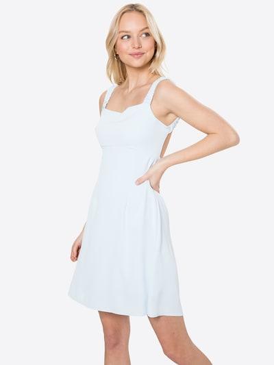 Fashion Union Šaty 'SPIN' - azurová, Model/ka
