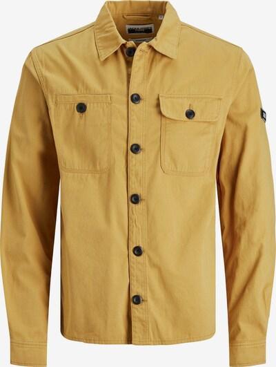 Jack & Jones Junior Hemd 'Ben' in senf, Produktansicht
