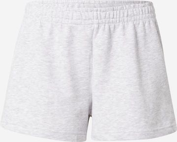 Pantalon WEEKDAY en gris