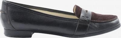 Elegance Paris Flats & Loafers in 40 in Brown / Black, Item view