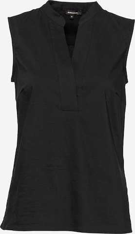 MORE & MORE Bluse in Schwarz
