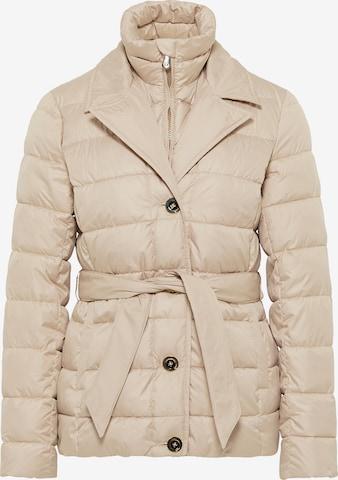 faina Winter Jacket in Beige