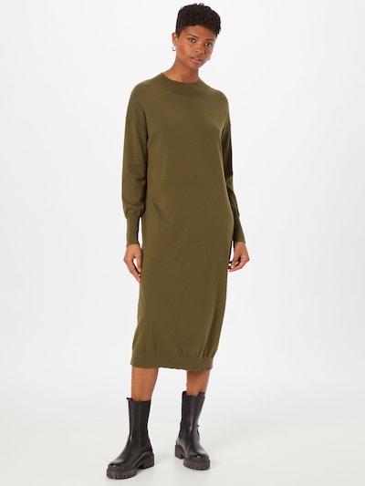 ESPRIT Kleid 'Core' in khaki, Modelansicht
