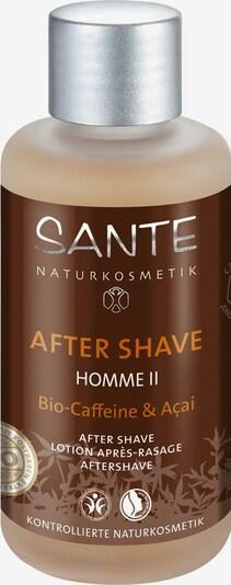 Sante Naturkosmetik After Shave 'Bio-Caffeine & Açai Homme II' in beige, Produktansicht