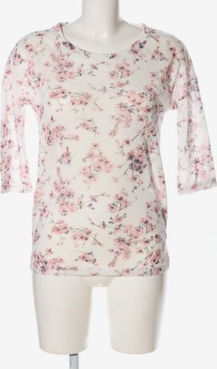 Seventyseven Schlupf-Bluse in XS in pink / weiß, Produktansicht