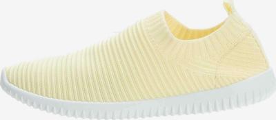 Crosby Sneaker in gelb, Produktansicht