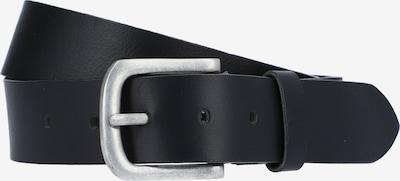 Gusti Leder Ledergürtel Gürtel Leder Schwarz 'Helge' in schwarz, Produktansicht