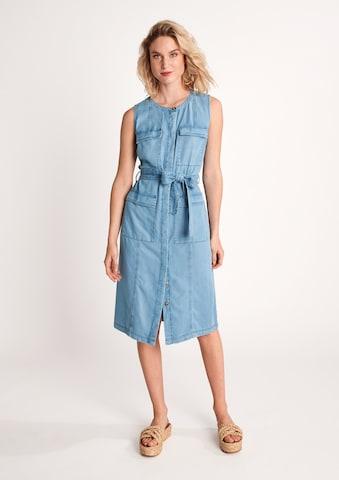 comma casual identity Dress in Blue