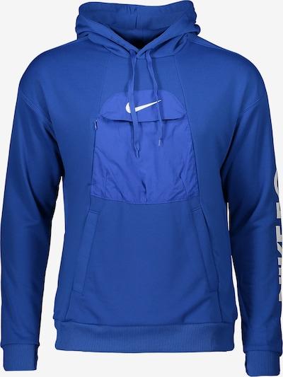 NIKE Sportsweatshirt in de kleur Blauw, Productweergave