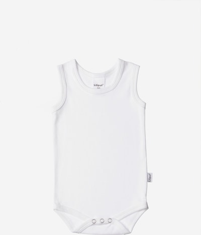LILIPUT Luftiger Achselbody in schlichtem Design in weiß, Produktansicht