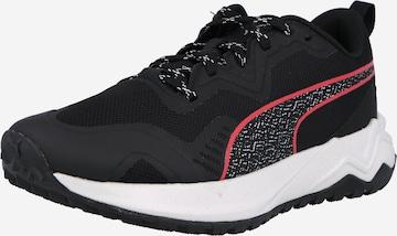 PUMA Running Shoes 'Better Foam Xterra' in Black