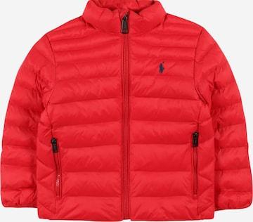 Polo Ralph Lauren Övergångsjacka i röd
