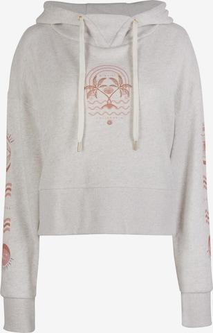 Sweat-shirt 'Cali' O'NEILL en blanc