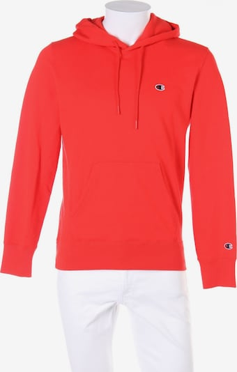 Champion Authentic Athletic Apparel Hoodie in S in rot, Produktansicht