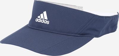 adidas Golf Casquette de sport en bleu marine / blanc, Vue avec produit
