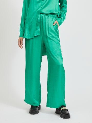 VILA Pants 'Silla' in Green