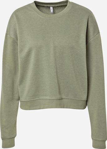 Hailys Sweatshirt 'Lani' i grønn