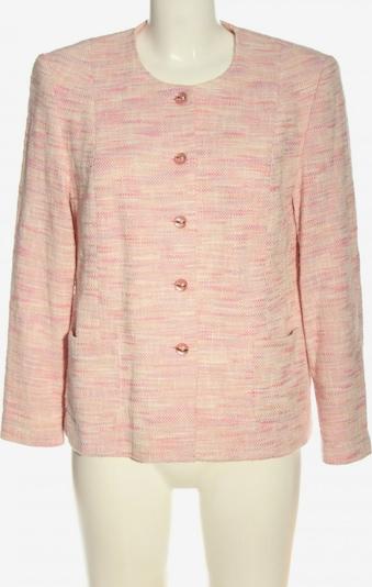 Creation Atelier GS Kurz-Blazer in L in creme / pink, Produktansicht