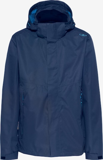 CMP Jacke in blau / blaumeliert, Produktansicht