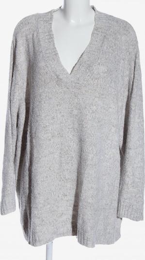 Canada V-Ausschnitt-Pullover in 8XL in hellgrau, Produktansicht