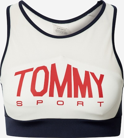 Tommy Sport Sportski grudnjak u tamno plava / crvena / bijela, Pregled proizvoda
