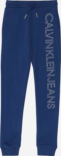 Calvin Klein Jeans Trousers in Blue, Item view