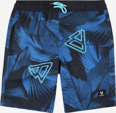 Brunotti Kids Swimming shorts 'Mason' in Blue / Aqua / Dark blue, Item view