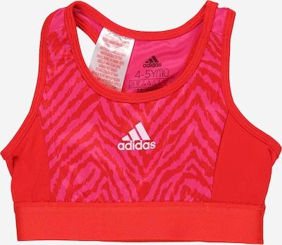 ADIDAS PERFORMANCE Sport onderkleding 'SEA' in de kleur Pink / Rood / Wit, Productweergave