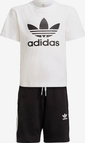 ADIDAS ORIGINALS Sweat suit in White