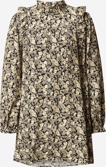 Envii Kleid in beige / schwarz, Produktansicht