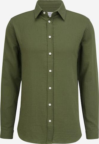 Camicia 'Babylon' di Libertine-Libertine in verde