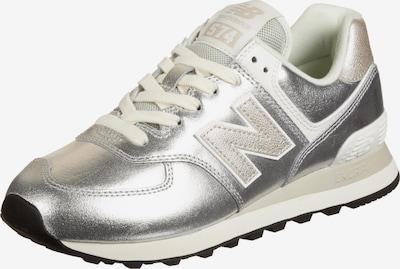 new balance Niske tenisice '574' u bež / srebro / bijela, Pregled proizvoda