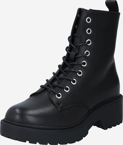 NEW LOOK Lace-up bootie 'DOTTY' in Black, Item view