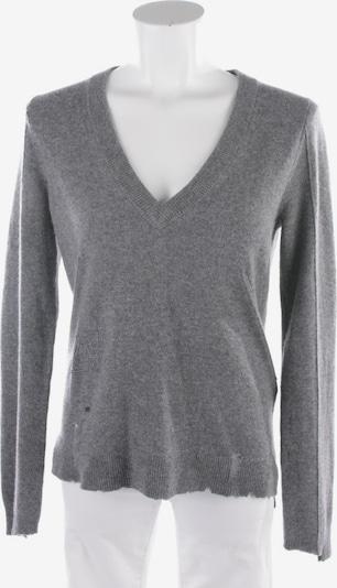 Zadig & Voltaire Pullover / Strickjacke in S in grau, Produktansicht